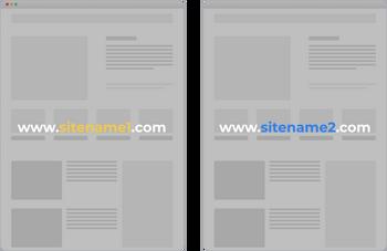 Тестируйте разные домены для разных воронок